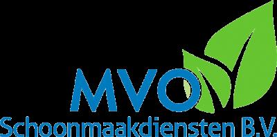 MVO Schoonmaakdiensten Logo